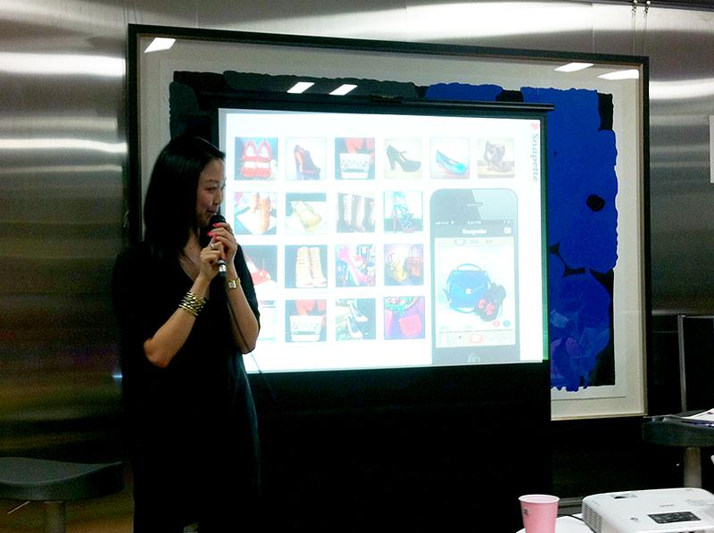 Snapette Co-founder Sarah Paiji
