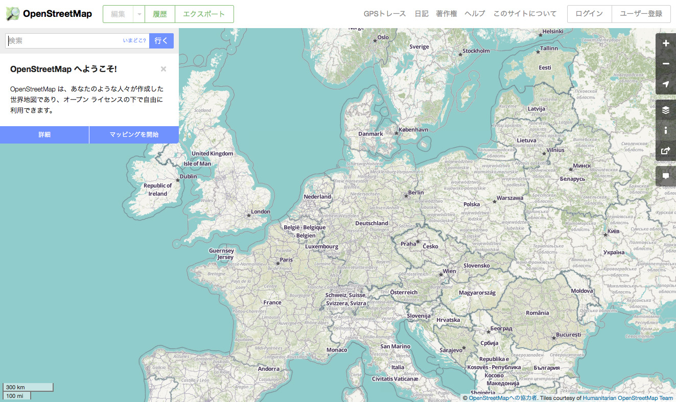 OpneStreetMap