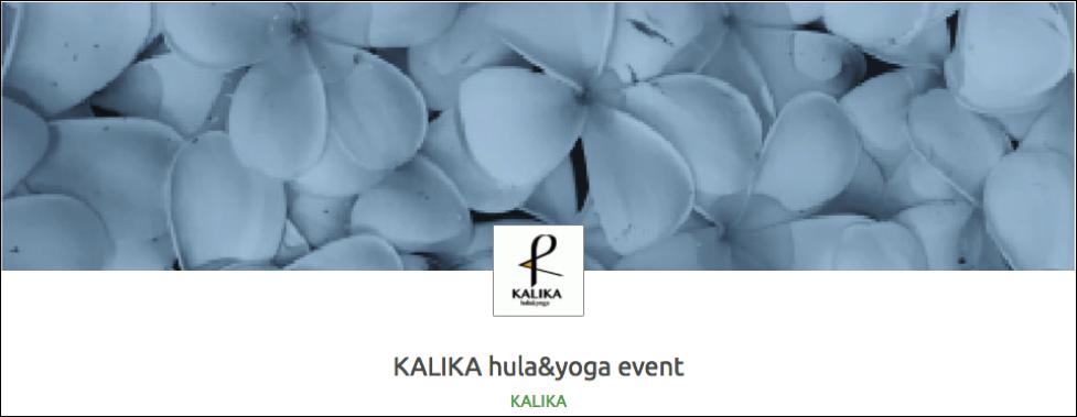 KALIKA hula & yoga